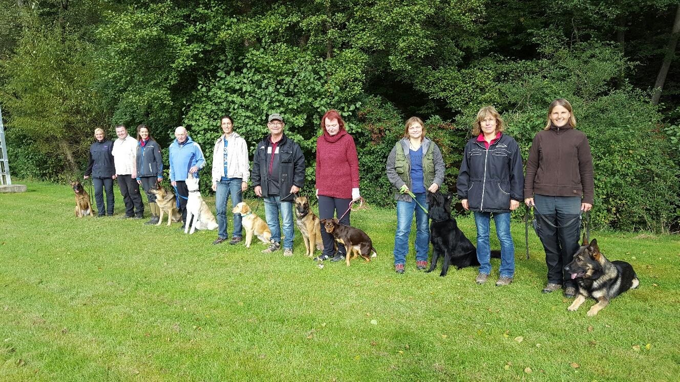 Sch ferhundeverein gem nden news for Kleine esstisch gruppe